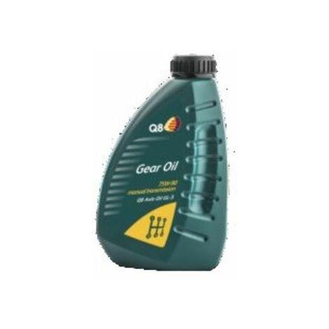 Bidon 1L Axle Oil GL-5 75W-90 Q8 107201001751
