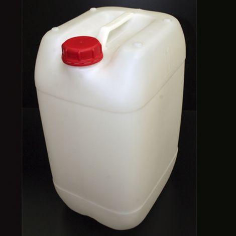 Bidon 20 litros rectangular apilable