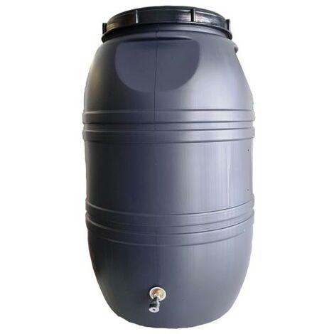 Bidon 220 litros con grifo metalico