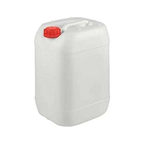 Bidon 25 litros rectangular apilable