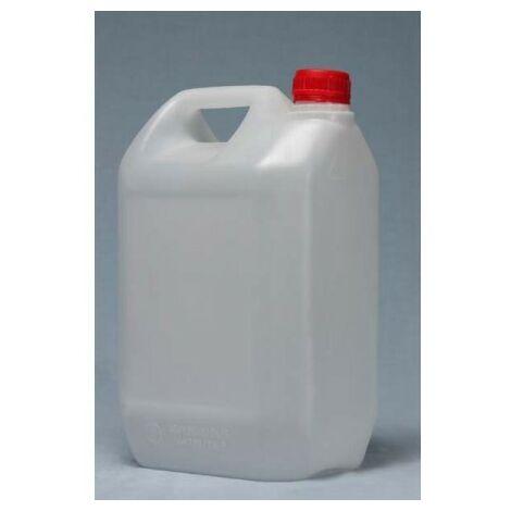 Bidon 5 litros rectangular graduado