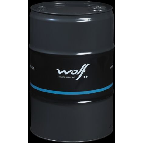 Bidon 60 litres d'huile paraffinique Wolf HYDRAULIC HV ISO 46 8305887