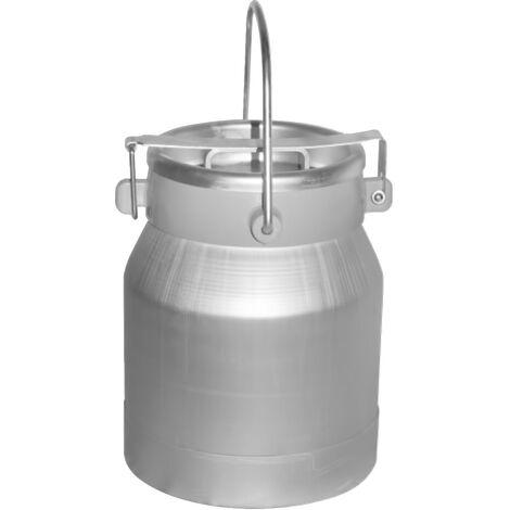 Bidon à lait en aluminium 10 L