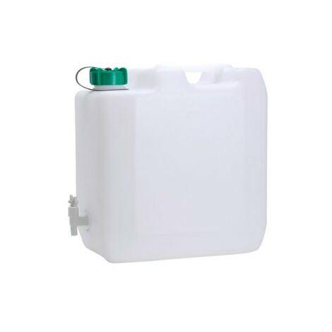 Bidon Agua C/grifo 35l.