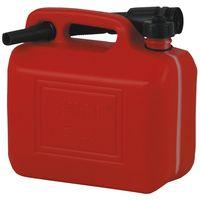 Bidon Combustible Homologado - 5 L - Gasolina - Gasoil - Fuel