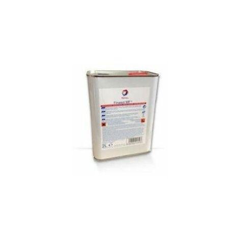 Bidon de 2 litres de dégraissant émulsionnable multi-usages Total FINA SOL MF