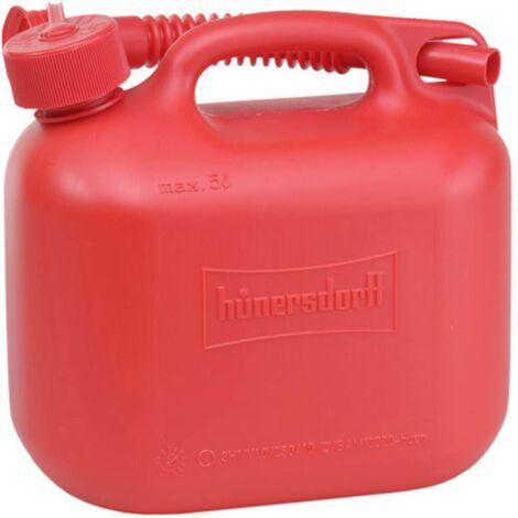 Bidon de carburant Alutec 811560 (L x l x h) 247 x 147 x 265 mm 5 l 1 pc(s)
