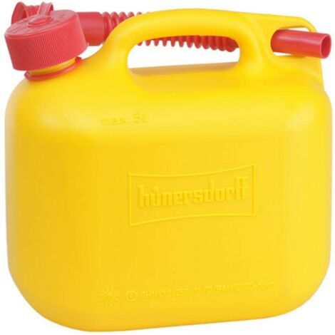 Bidon de carburant Alutec 811570 (L x l x h) 247 x 147 x 265 mm 5 l 1 pc(s)