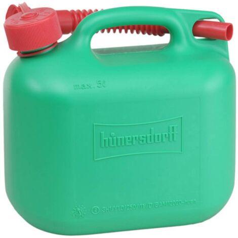 Bidon de carburant Alutec 811590 (L x l x h) 247 x 147 x 265 mm 5 l 1 pc(s)