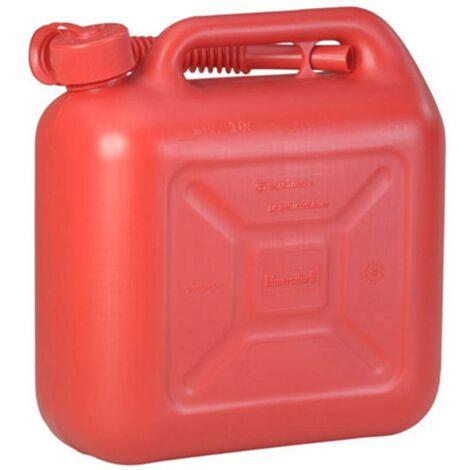 Bidon de carburant Alutec 812873 (L x l x h) 324 x 164 x 333 mm 10 l 1 pc(s)