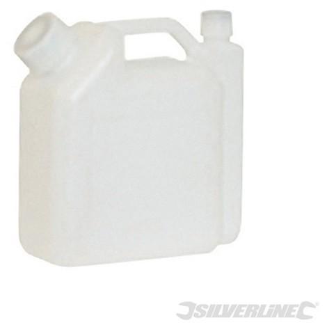 Bidón de combustible para motores de 2 tiempos (1 litro)