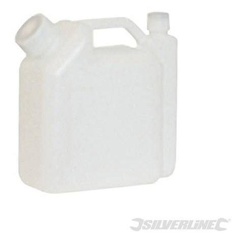 Bidon de mélange carburant 2 temps, capacité 1 litre