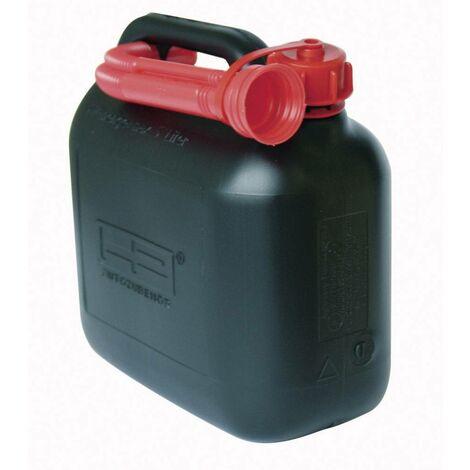 Bidon d'essence KST de 5 l, noir C19115