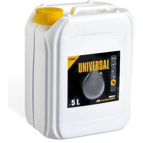Bidon Doble Deposito Antidesbordante - MCULLOCH - 577616425