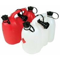 Bidon double réservoir Oregon essence / huile 5 +3 L