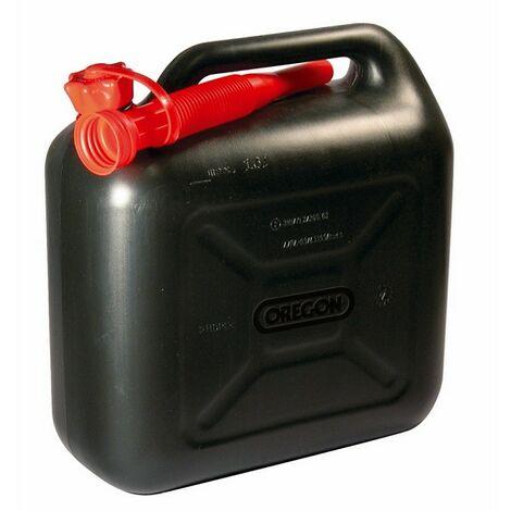 Bidon essence Oregon 10 litres