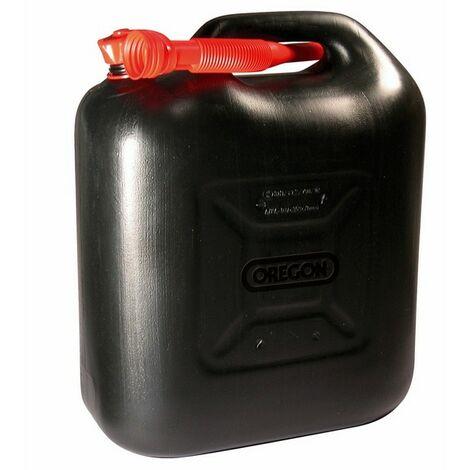Bidon essence Oregon 20 litres