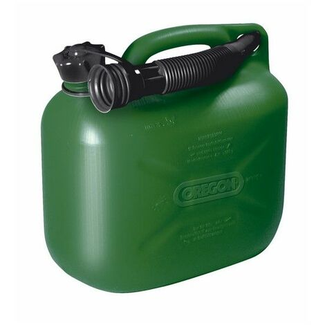 Bidon essence Oregon 5 litres