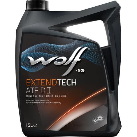 Bidon Extendtech ATF DII 5L Wolf 8305207 pour transmission