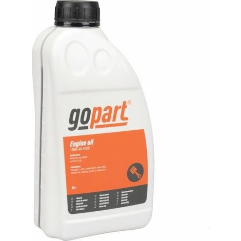 Bidon huile gopart 15W40 1L