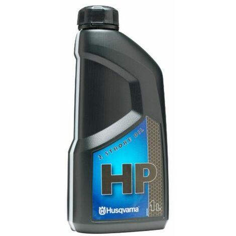 Bidon huile moteur 2 temps HP Husqvarna 1L