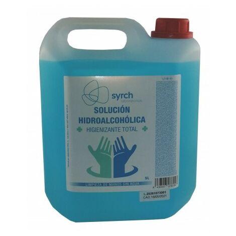 Bidon hydroalcool 5 l 70%