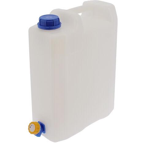 "main image of ""Bidon jerrican à eau 10 litres avec robinet"""