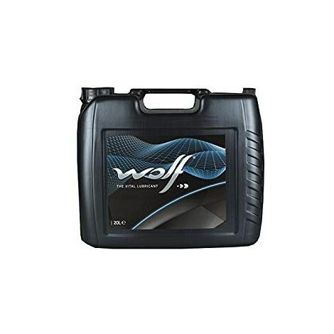 Bidon Officialtech 5W20 MS-FE 20L Wolf 8324611