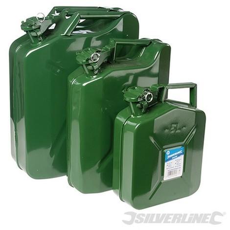 Bidón para gasolina (10 litros)