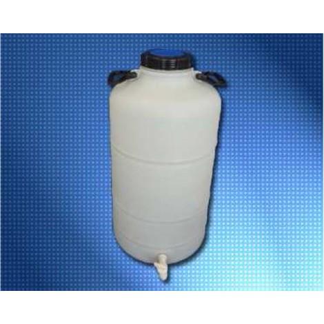 BIDON PLASTICO C/GRIFO BOCA 15 50L