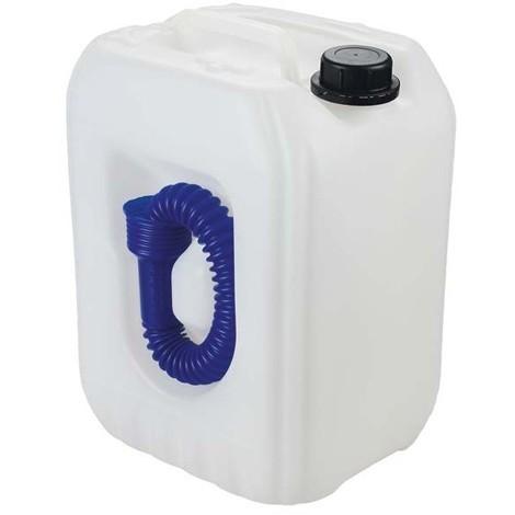 Bidon plastique 10L type Adblue
