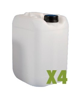 Negomix - Bidon plastique 20L x4