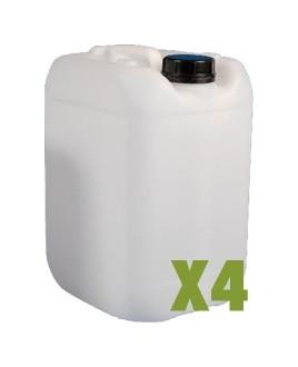 Negomix - Bidon plastique 25L x4