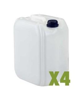 Negomix - Bidon plastique 5L x4