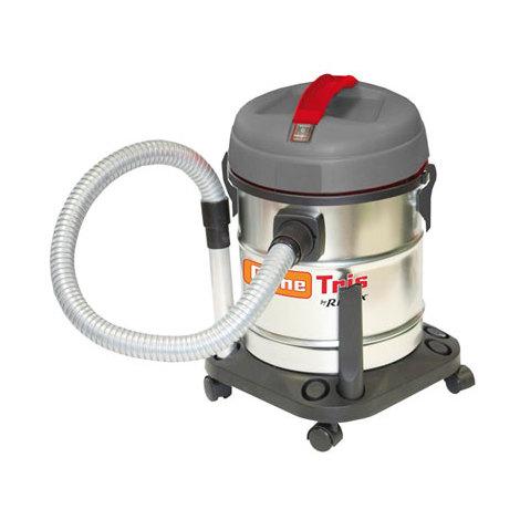 """Bidon vide cendres """"CENETRIS"""" cendres froides, eaux, poussières (3 en 1), à moteur électrique 1200W, 20L + accessoires"""