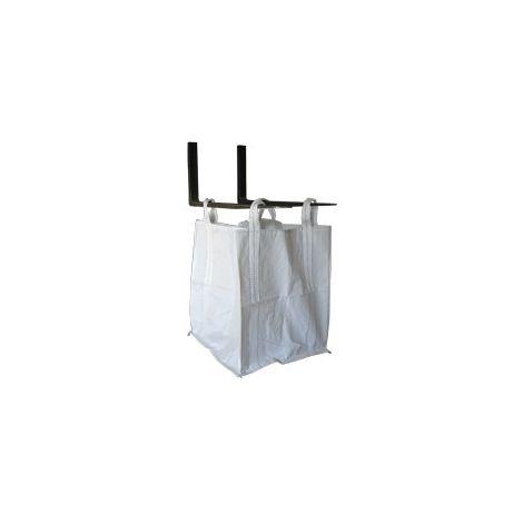 Big Bag 1T5 95x95x110 - Sacherie de Pantin - SN21U40P