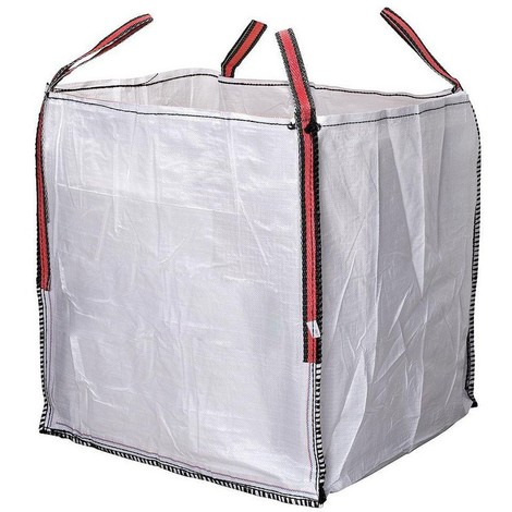 Big Bag Escombros 90X90X90 Blanco Aguanta Hasta 1000Kg - NEOFERR