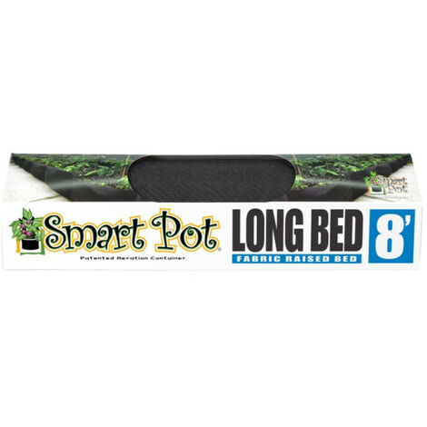 Big Bag Long Bed 8' - 380L - Smart Pot - Pot tissu potager en geotextile