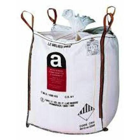BIG BAGS BAZZELLE MARQUE AMIANTE 1 TONNE 90*90*110 C SMH - SABB90901151TI - -