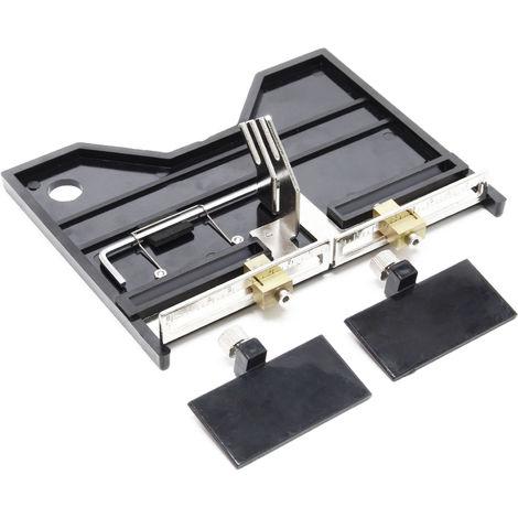 Big Styrofoam Cutter Slotting Plate, Grooves & Gaps for Extruded Polystyrene Insulation Boards