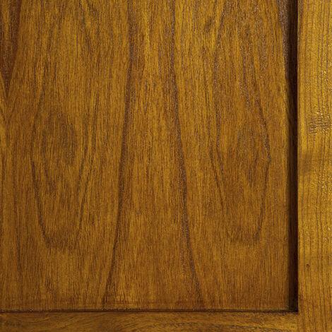 BigBuy Home Biombo Madera de mindi Playwood (135 X 2,5 x 180 cm)