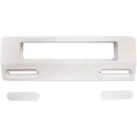 BigBuy Tools Tirador para puerta 9,5 cm Blanco (Reacondicionado B)