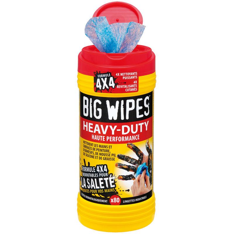 Big wipes haute performance spécial désinfection coronavirus - L'outil Parfait