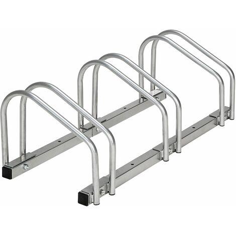 Bike rack - bike stand, wall bike rack, garage bike rack