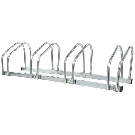 Bike rack for 4 bicycles