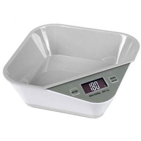Bilancia Bilance Da Cucina Digitale 5kg Professionale Pesa Alimenti Ciotola
