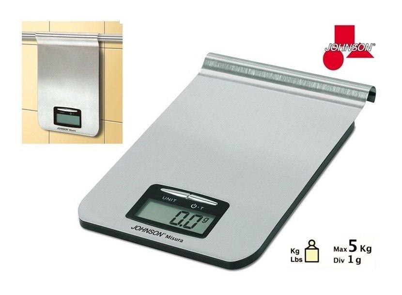 Bilancia da cucina digitale di precisione kg in acciaio