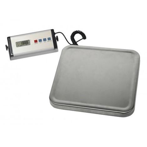 Bilancia digitale 150 Kg con piattaforma in acciaio inox 162d83d941d6