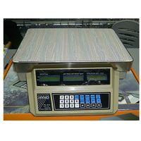 BILANCIA PROFESSIONALE DA BANCO DIGITALE MAX 60KG 5GR CON DOPPIO DISPLAY