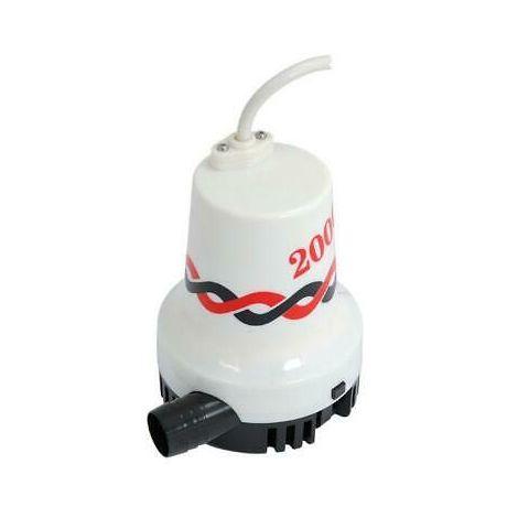 Bilge Pump 2000gph Water Pump High Quality 12V Electric